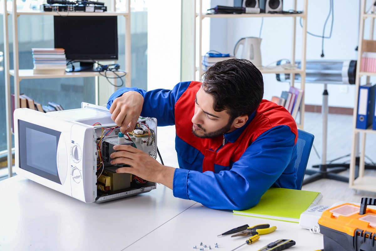 Repair a Microwave That is Not Getting Hot