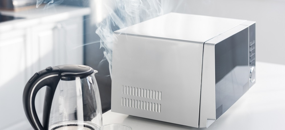 Appliance Repair Tips for Sparks in Your Microwave